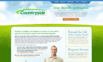 Countryside Septic Service screenshot