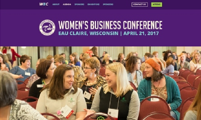 Western Dairyland - Women's Business Conference screenshot