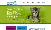 Eau Claire County Humane Association Website