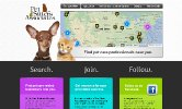 Pet Sitters Associates Website